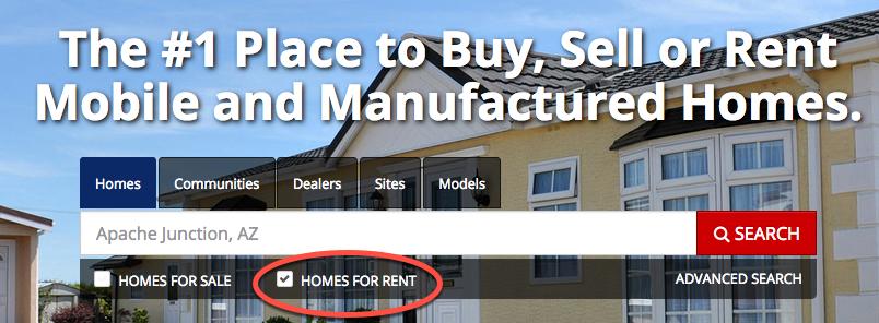 MHVillage Find Homes for Rent