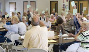 Resident-owned Community Meeting
