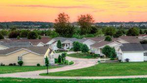 saddlebrook farm - manufactured home communities