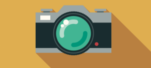 A Camera Icon For Selling You Home
