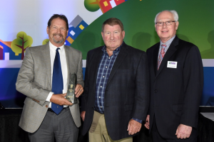 Another award for energy-efficient homes
