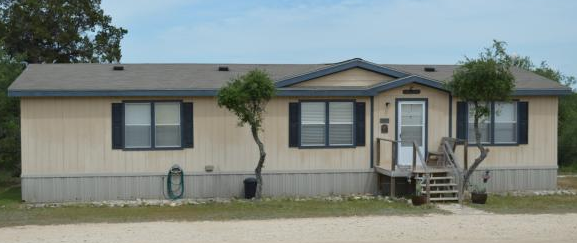 Check the foundation and chassis when buying a used manufactured home