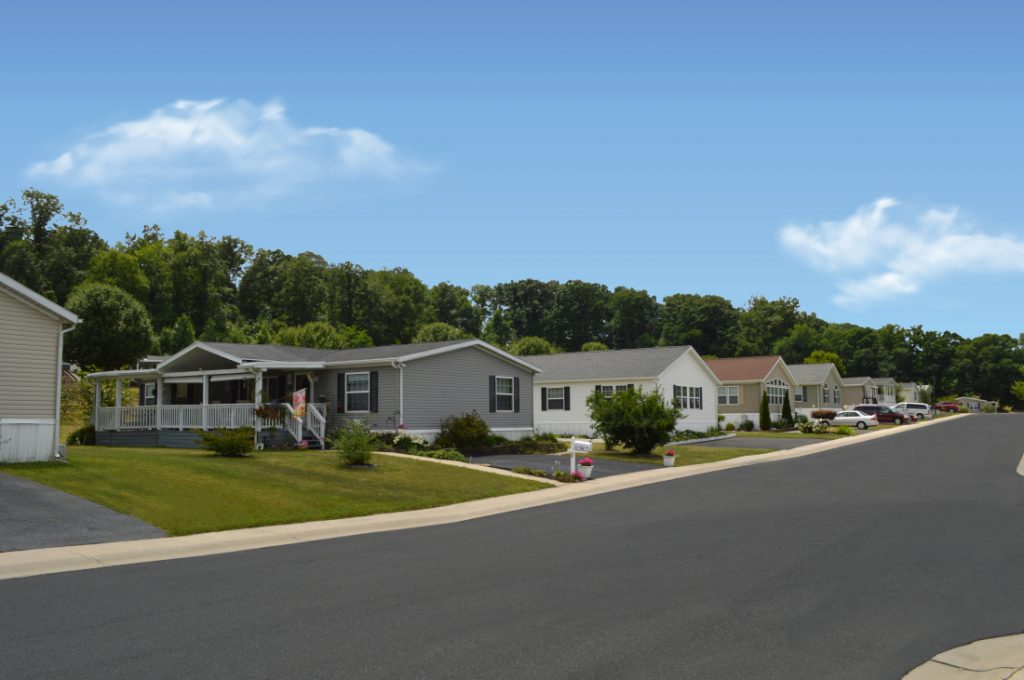 Sell a Mobile Home Fast MH Community