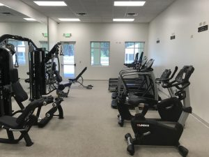 New Manufactured Home Community Fitness Center