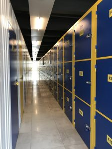 DeWitt Scholarship storage