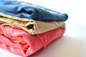 Rid your home of excess, old clothes to bring joy to your space