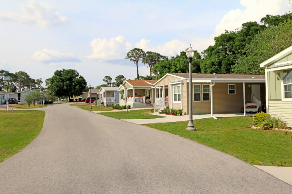 mobile homes in florida Grand Island Resort