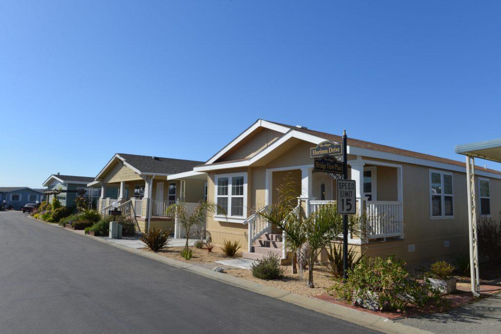 mobile home finance ELS community California