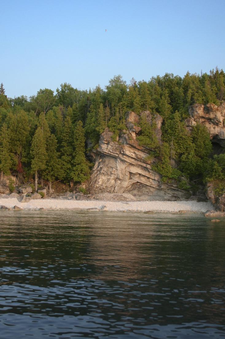 Lake shoreline top great lakes mobile home markets