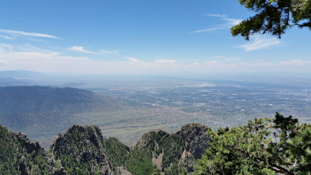 Albuquerque top cities for mobile hoems