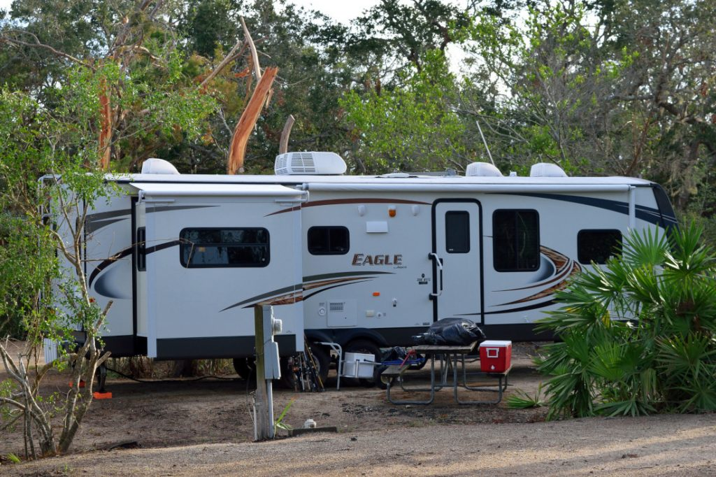 RV travel millennial home choices