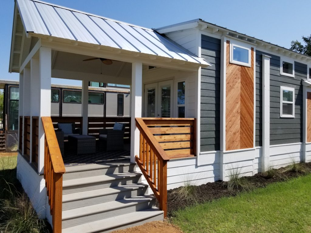 Tiny House Millennial Home Choices
