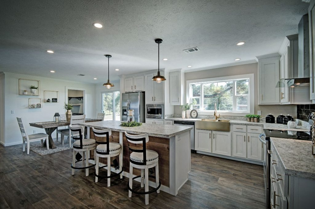 Modern Mobile Homes Kitchen - The Sardis