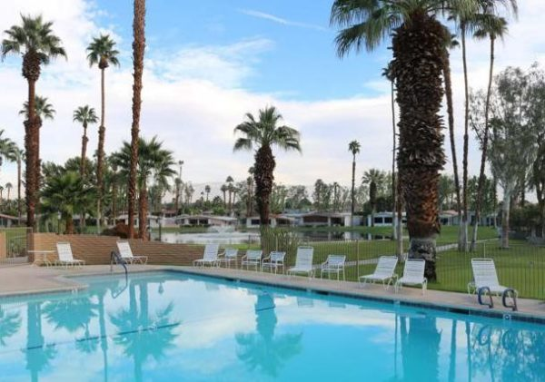 Portola Country Club Resident Owned Mobile Home Park in California