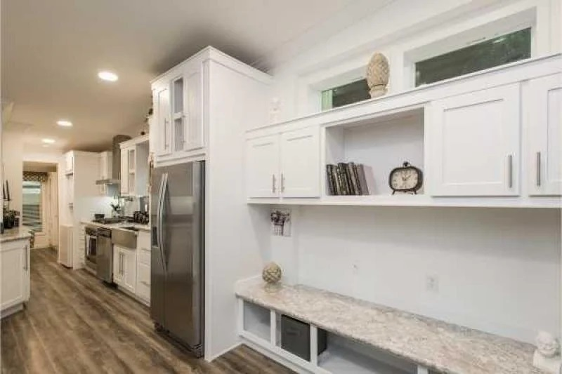 park model home kitchen