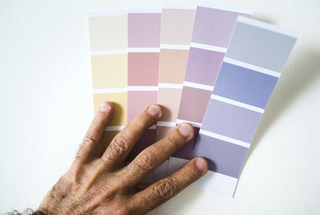Choosing mobile home colors