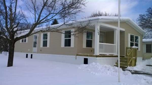 selling manufactured homes during the winter season